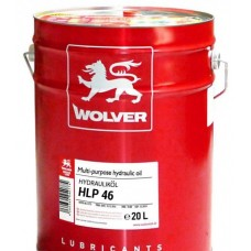 масло WOLVER Hydraulic Oil 46  20л