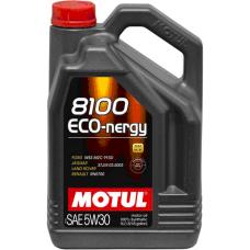 Масло MOTUL ECO-NERGY SAE 5W30 (5L)