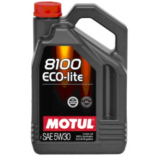 Масло MOTUL 8100 ECO-LITE SAE 5W30 (4L)