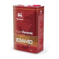 масло WOLVER Super Dynamic 10W40 4л